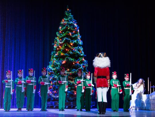 "Tickets for ""The Nutcracker"" are $24.85 for adults"