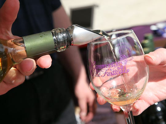 Wineries throughout New Jersey celebrate the harvest with wine festivals.