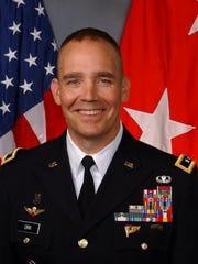 Maj. Gen. Tim Orr
