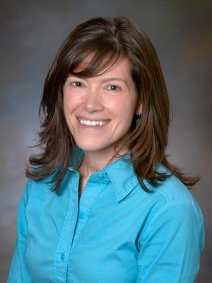 Jacqui Zimmerman, wellness dietitian for Lancaster General Health