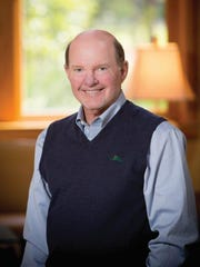 Joe F. Sanderson Jr. is chairman of the board of directors and CEO of Laurel-based Sanderson Farms, the third-largest poultry company in the country.
