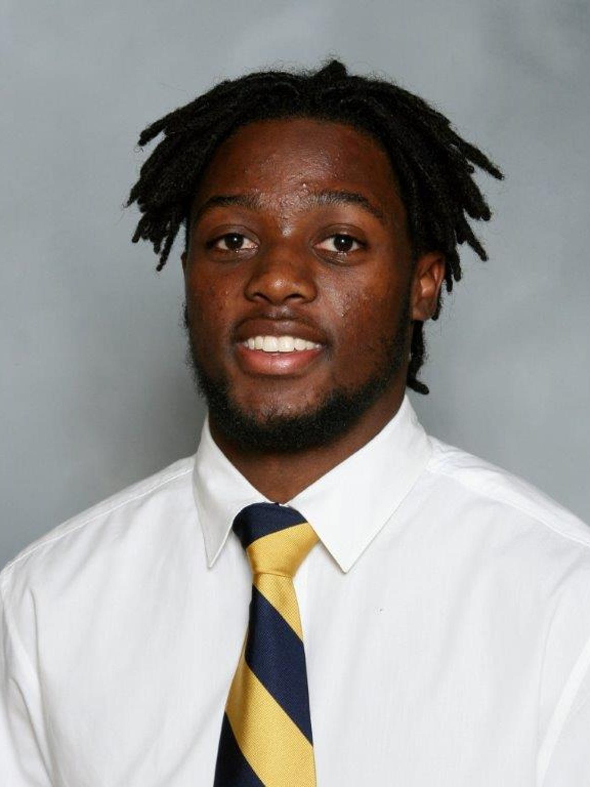 """Phoenix College sophomore Jaeren Burch on the football team's situation: """"You've got to move forward."""""""