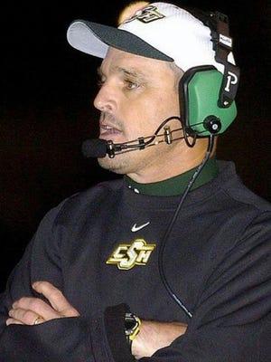 Coach Richard Lary