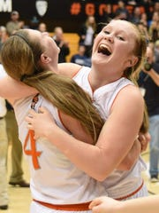 Silverton senior Maggie Roth was a key player for the Foxes' 5A state champion team in 2016.