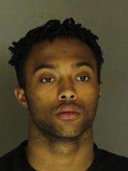 York Area Regional Police allege Jakkar Kinard robbed