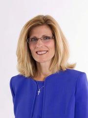 State Sen. Kristin Corrado of Totowa.