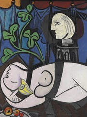 "Pablo Picasso's ""Nude Green Leaves, and Bust"" was sold"