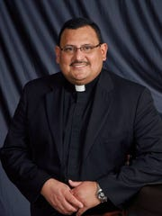 The Rev. Nils de Jesus Hernandez, pastor of Trinity