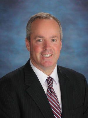 Superintendent Wayne Rotan
