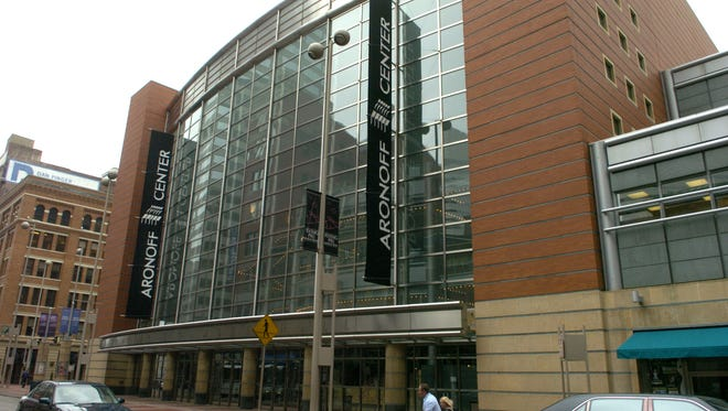 Enquirer file photo When the Aronoff Center for the Arts opened it was a game-changer for Downtown Cincinnati.