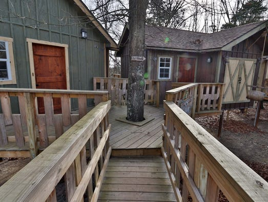 Photos from Tree House Adventures in Branson.