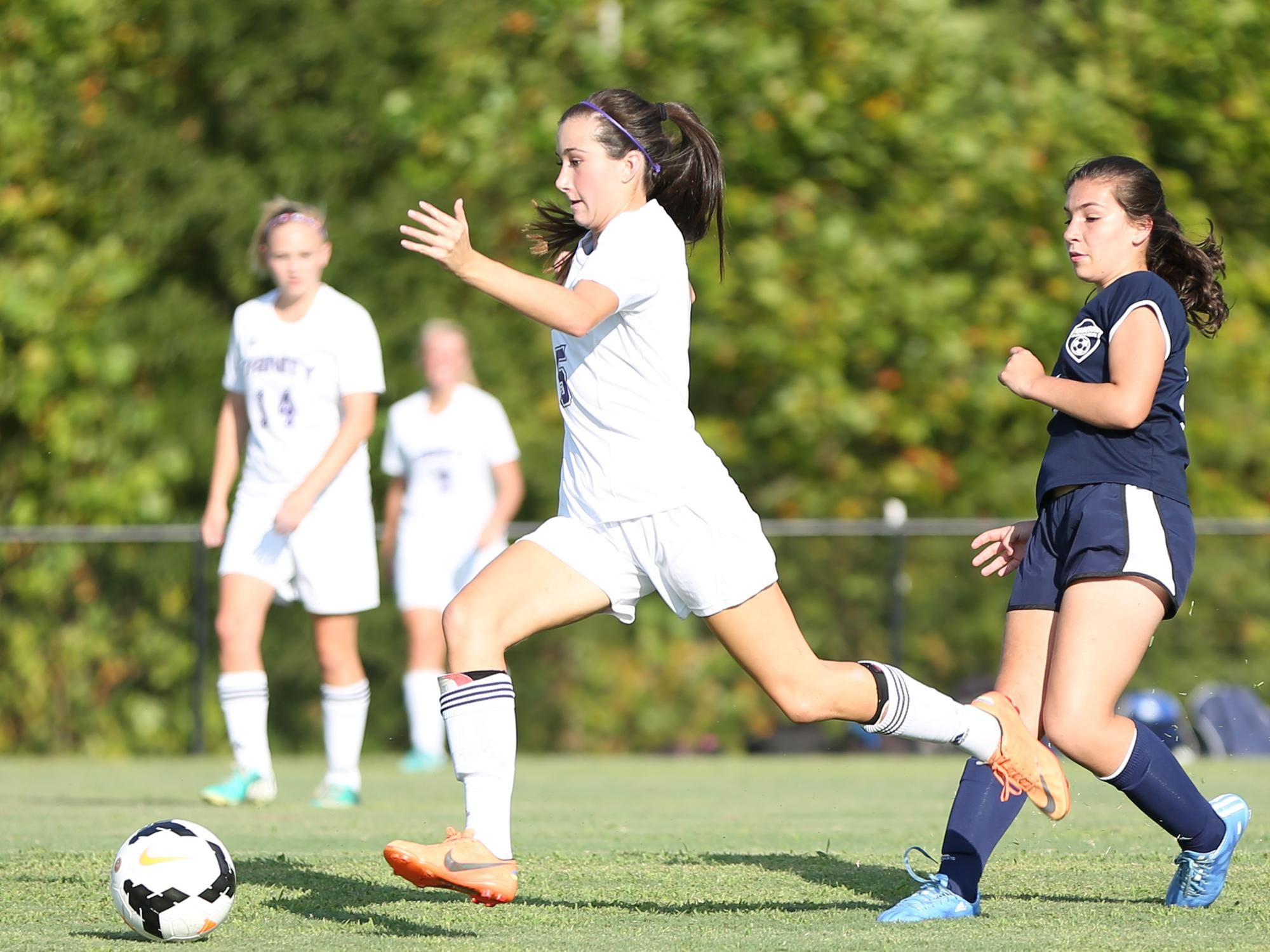 Brynne Lytle has the Lady Lions off to a 7-1-1 start to this season.