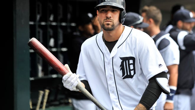 Tigers' Nick Castellanos is hitting .371 with seven home runs and 34 RBIs since Aug. 9.