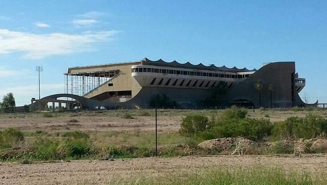 The Phoenix Trotting Park closed in 1966 and has sat vacant for 50 years at what is now the intersection of two key freeways, Interstate 10 and Loop 303.