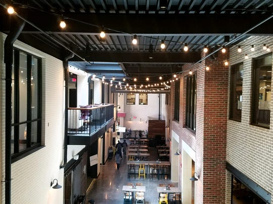 1851 on FSU's campus offers students a variety of dining options including JStreet Grill, Tally Mac Shack, Tuscan Eatery and Sushi With Gusto.