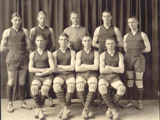 FTC Basketball team photo