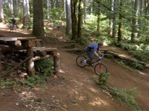 New mountain bike trails help Oregon find flow, tourism