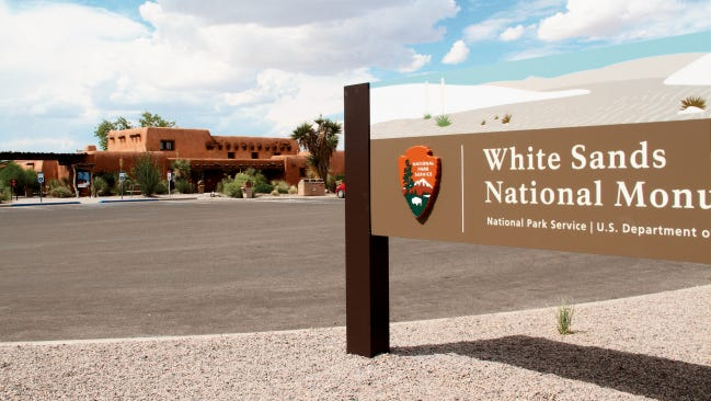 White Sands National Monument is accepting applications for the 2016 Teacher Ranger Teacher (TRT) program. The deadline to apply is March 4, 2016.