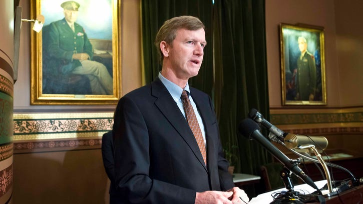 Milne continues push for governor's office