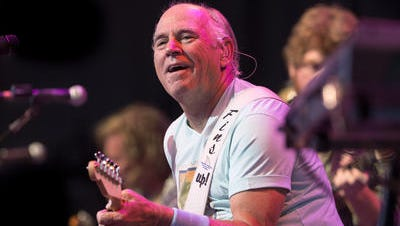 Jimmy Buffet at Riverbend