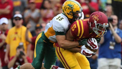 Allen Lazard Accustomed To Being Thrown Into The Fire