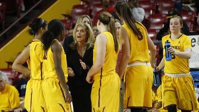 ASU women's basketball coach Charli Turner Thorne received her third commitment in the class of 2015 in Nebraska all-state forward Kianna Ibis.