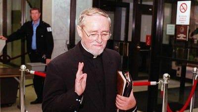 Father Patrick Moloney
