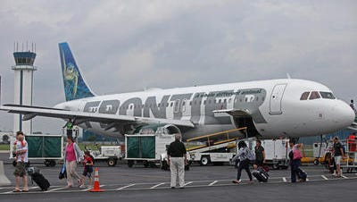 Frontier expands service from Cleveland.