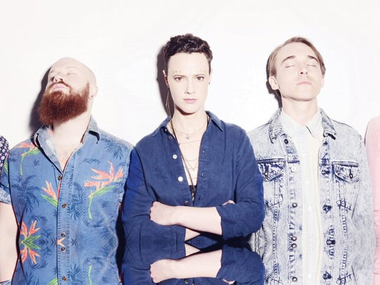 Rubblebucket will return to the Haunt on Friday night.