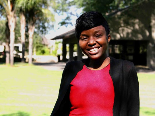 Saisha shares her story to promote the power of education.