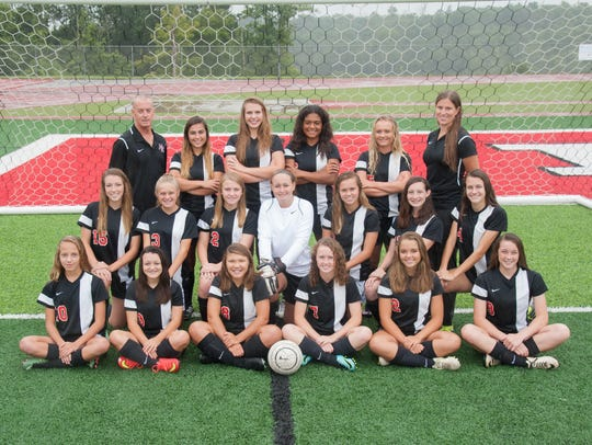 New Richmond's girls soccer team returns after winning
