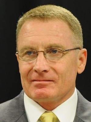 Retired Maj. Gen. Jeff Hammond