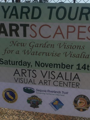 Advertising banner for ArtScape event coming up Nov. 14.