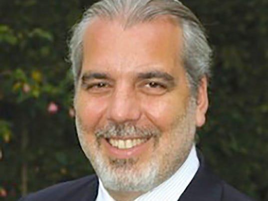 Rabbi Michael Barclay mugshot