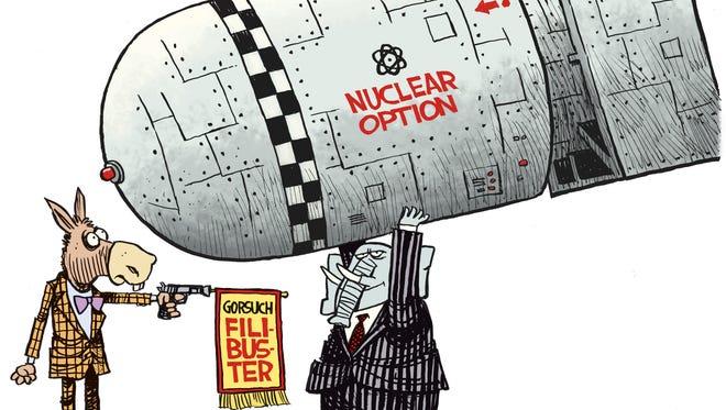 Gorsuch Nuclear Option