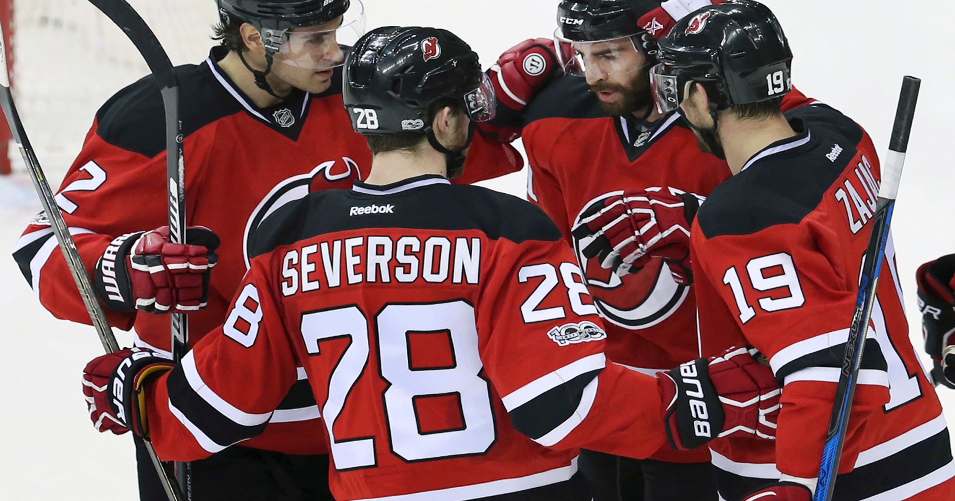 82157c2d4dd Mirco Mueller among three RFAs re-signed by Devils