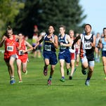 Great Falls Invite Cross Country Meet- over 1,000 runners attend