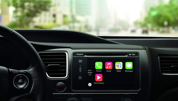 You'll need an iPhone to use Apple's CarPlay