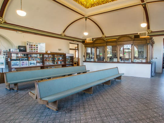 Marion Union Depot is one of the stops on the Marion