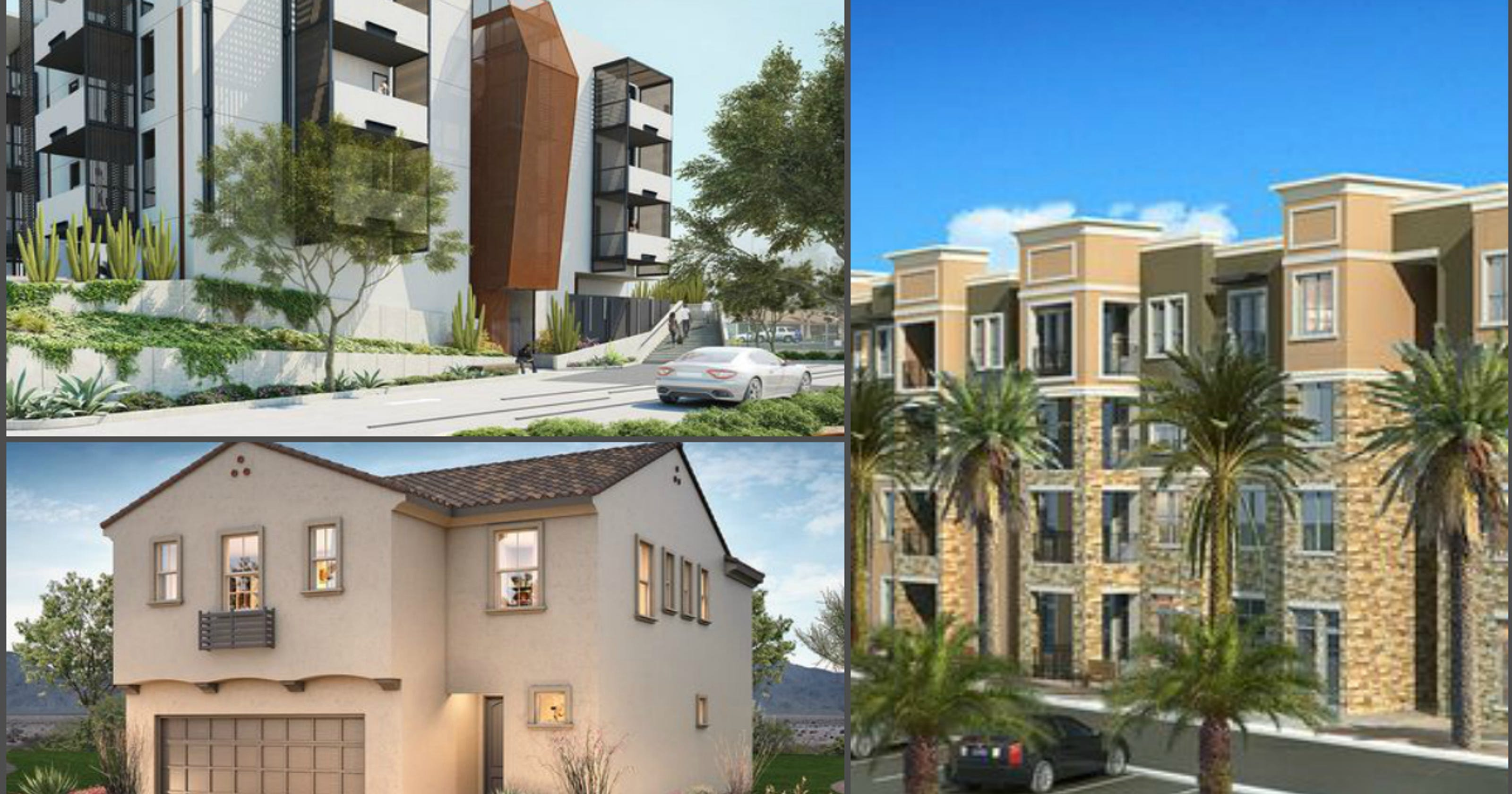 5 New Phoenix Apartment Condo Home Projects Under Construction