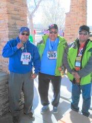 Estimated walk winners included Roderick Chimal, Cordele Balatche and Ellis Tortilla.