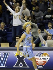 Former Green Bay Southwest and Marquette star Natisha Hiedeman likely will be selected in the WNBA draft on Wednesday.