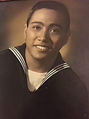 Former Chief of Police Jack Santos Shimizu served almost 30 years in the U.S. Navy before he retired as a master chief in 1985, according to his daughter, Tricia Shimizu. The picture is from when Jack Shimizu first joined the service.