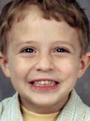 Julian Hernandez at age 5.