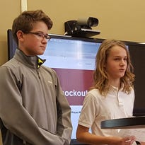 Everest 8th-graders get cash for their passions