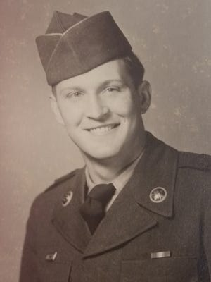 Don Christ served in the United States Army during the Korean War.