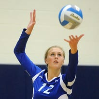 Taryn Kloth of O'Gorman, who will play volleyball at Creighton University, is a national top-50 selection by Volleyball Magazine.