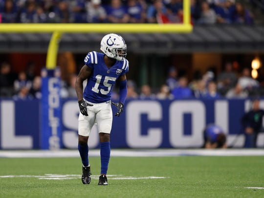 The Colts are bringing Dontrelle Inman back.