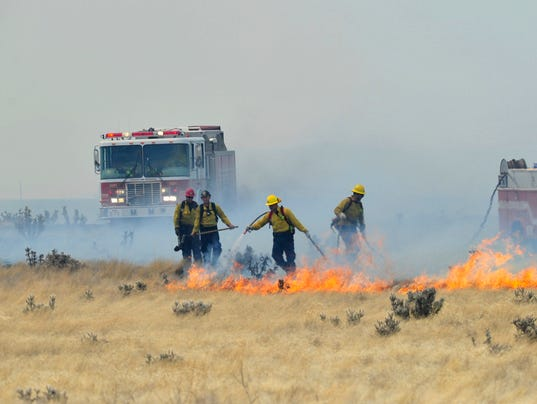 Viewpoint Fire