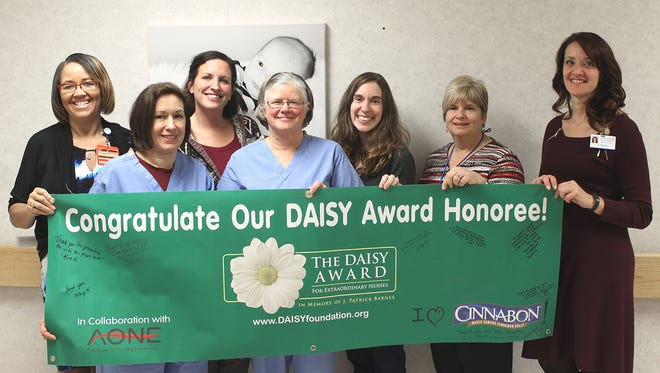 The DAISY Foundation, a not-for-profit organization based in Glen Ellen, California, was established by the family of J. Patrick Barnes.